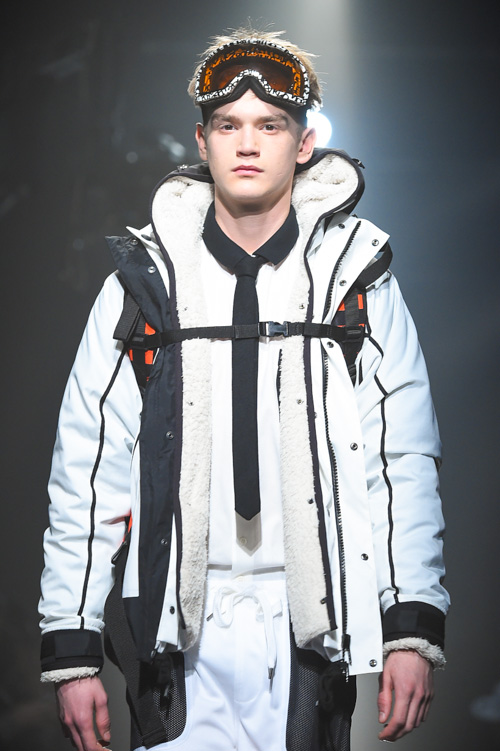 FW14 Tokyo Onitsuka Tiger × ANDREA POMPILIO105_Lewis Conlon(Fashion Press)