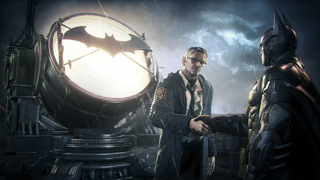 Batman: Arkham Knight on PS4
