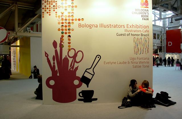 Foire du livre de Bologne, 2014