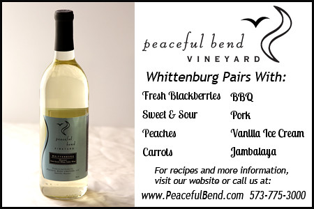 Wine And Food Pairing Guide Whittenburg Peaceful Bend