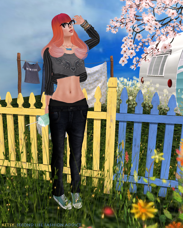 My Milkshake ... : NEW Blog Post @ Second Life Fashion Addict