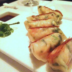 1 or 8, Shrimp & Watercress Dumplings, William…
