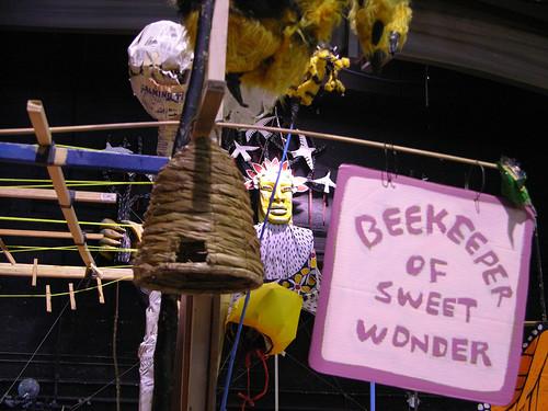 MayDay 2014 Beekeeper of Sweet Wonder