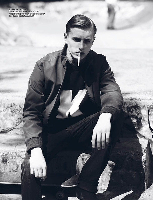 Conor Doherty for BBG Issue 5