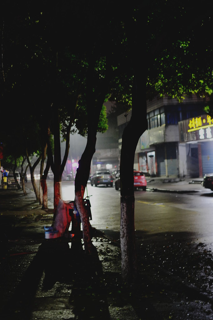 Night in Liyang
