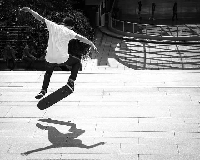Skateboard Ballet