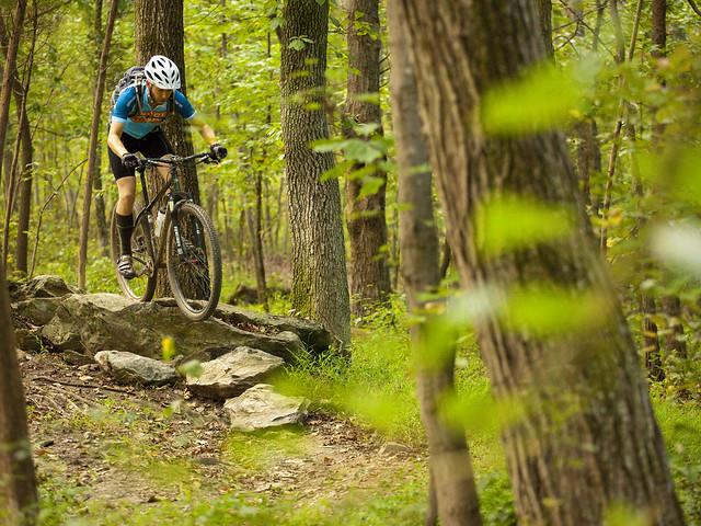 Help Pocahontas State Park Name Its Newest Mountain Biking Trail
