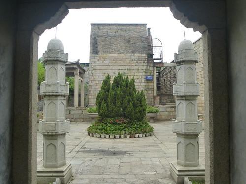 Fujian-Quanzhou-Mosquee Qingjing (4)