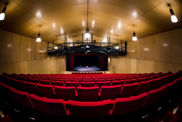 Théâtre des Aspres // Thuir // 2016 // © F.Lombardo