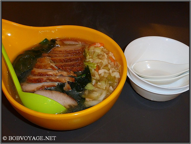 Soup Noodles Ramen style