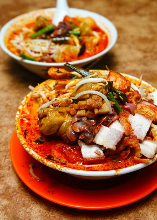 Selayang Coca Curry Mee Big Bowl