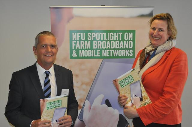 Rural Broadband Report Launch