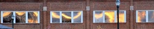 brick johnsoncitytennessee johnsoncitytn nikond7000 nikon d7000 nikondslr reflection sunrise tamron16300mmf3563diiivcpzdmacro tamron16300mmf3563diiivcpzdmacrob016 tamron16300mm tamron nikontamron tennessee windows quantumentanglement outdoor