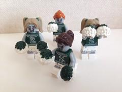 Zomie Cheerleaders