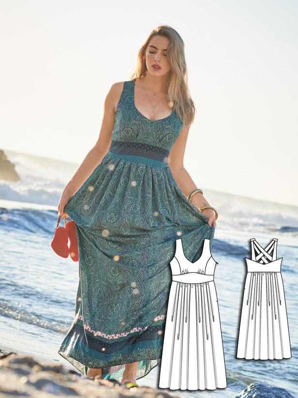 Plus Size Dress Patterns Mersnoforum