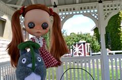 Mei (Chen Pi Mei Candy) Totoro - Carolina Belmont Custom
