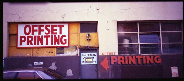 Offset Parking