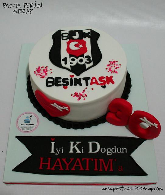BEŞİKTAŞ   BIRTHDAY CAKE