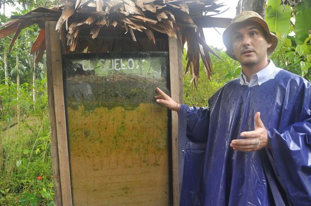 amazon soil profile