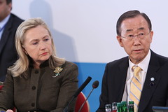 US Secretary of State & UN Secretary General