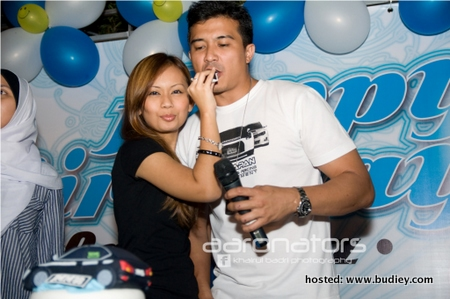 Aaron Aziz Birthday