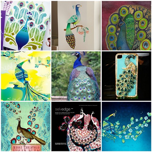 </span>Friday Inspiration: Peacocks<span class=