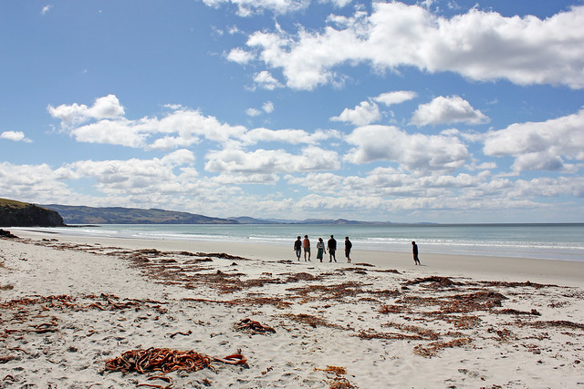 Long Beach, NZ