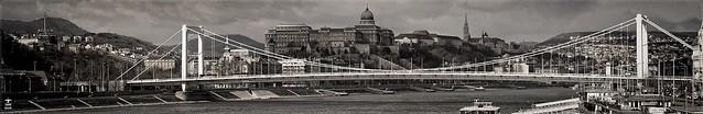 Budapest, Elizabeth-bridge