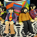 Beatles - close up by DigiNik13