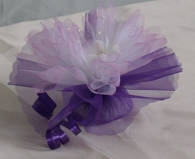 cadbury purple wedding bomboniere favours