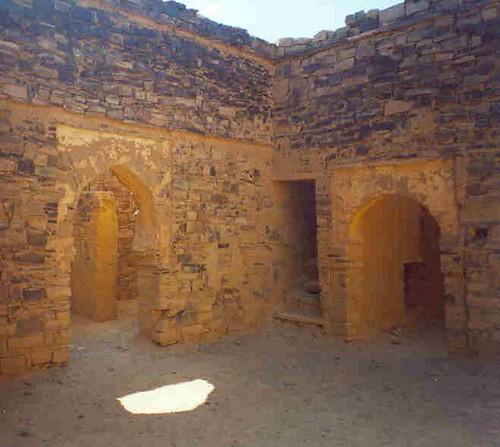 la Kasbah de Ma El-Aïnine