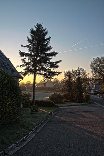 sunrise luxembourg hdr luxemburg zonsopkomst