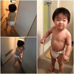 これからお風呂だよ^^ (2012/2/27)