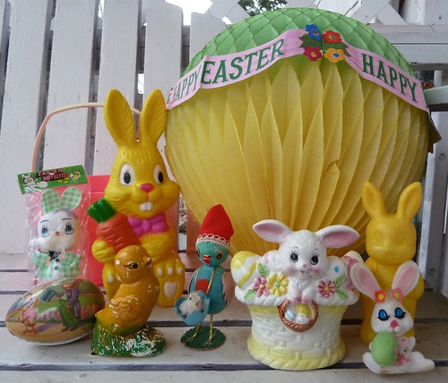 Vintage Easter Thrift Store Finds by MissConduct*
