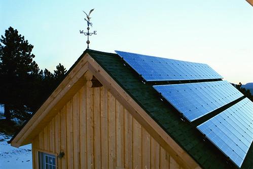 92 Solar Panels Eagle