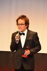 120302 – 『第6回聲優獎[Seiyu Awards]』頒獎典禮! 富山敬賞:堀内賢雄