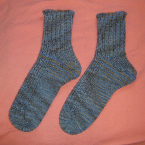 Sailor Rib Socks