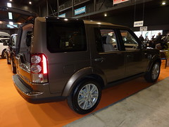 automobile, automotive exterior, sport utility vehicle, wheel, vehicle, compact sport utility vehicle, land rover, rim, land rover discovery, bumper, land vehicle, luxury vehicle,
