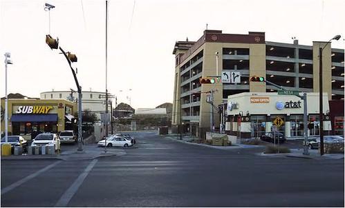 Cincinnati Ave now (via Plan El Paso)