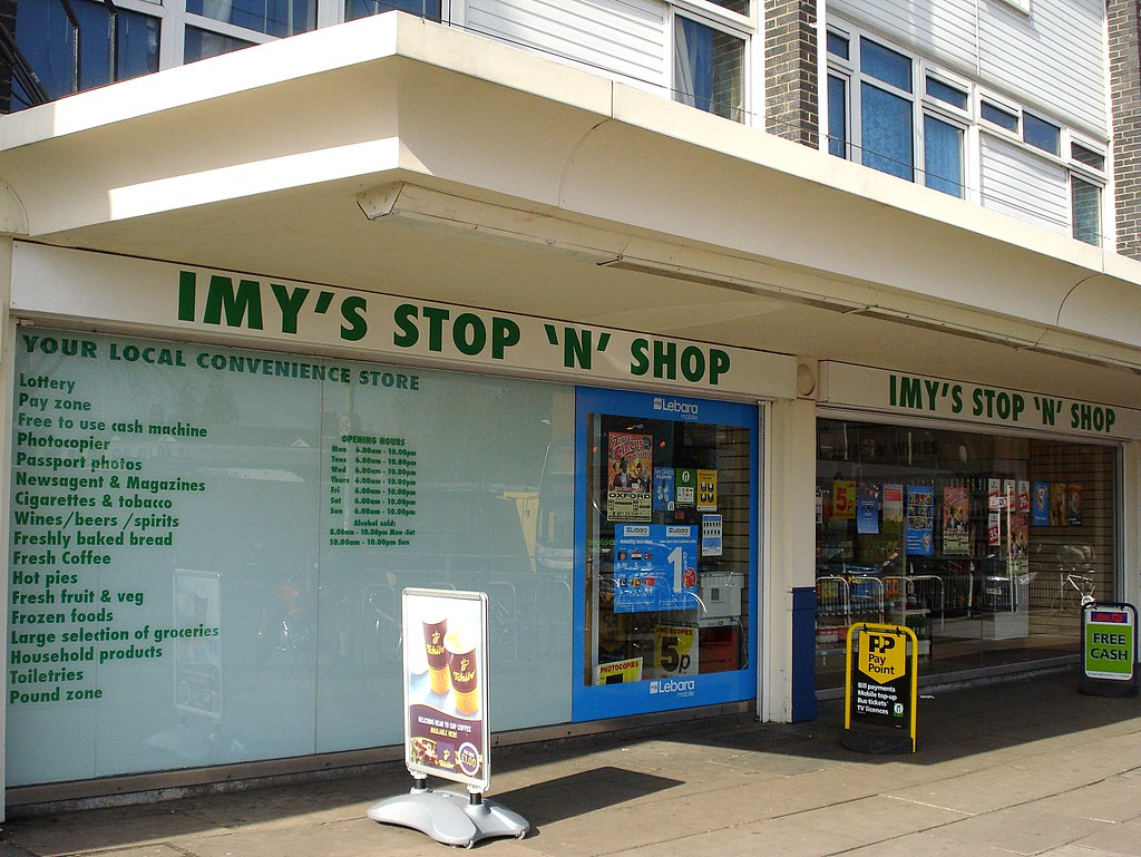 Stop N Shop Hours >> Imy S Stop N Shop Templars Square Cowley Oxford Flickr