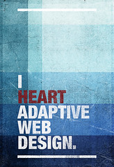 I ♥ adaptive web design