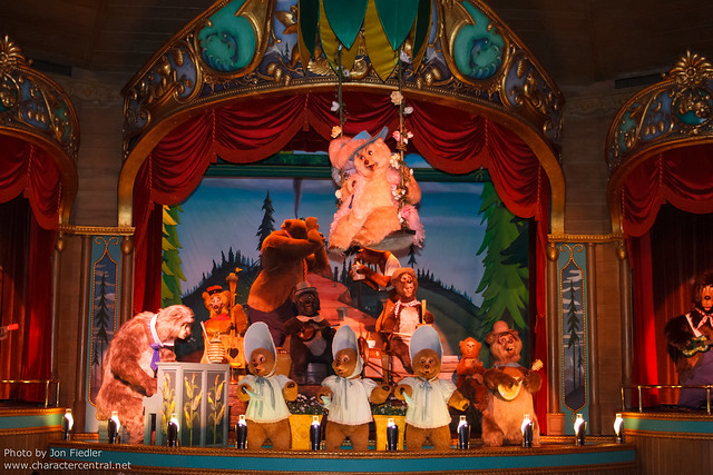 WDW Feb 2012 - Country Bear Jamboree