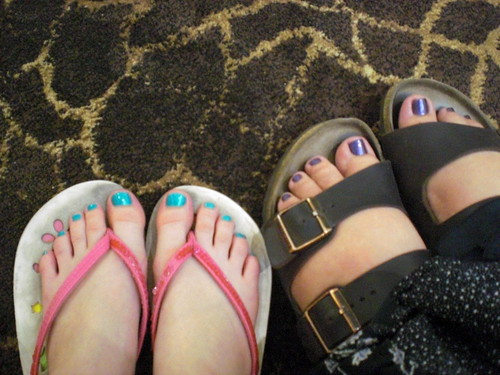Project 365: 69/365 - Pedicures