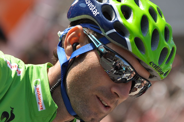 Header of Alejandro Valverde