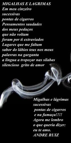 MIGALHAS E LAGRIMAS by amigos do poeta