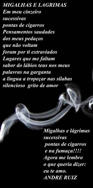 MIGALHAS E LAGRIMAS