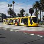 Yarra Trams Melbourne Australia