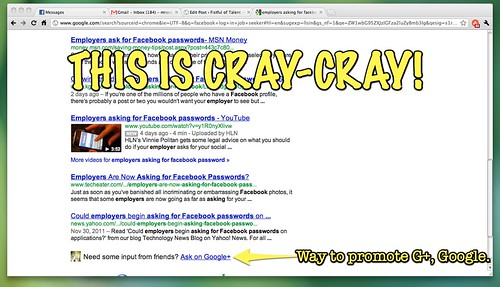 employers asking for facebook password - Google Search-1