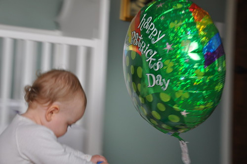 15 months st patrick's day