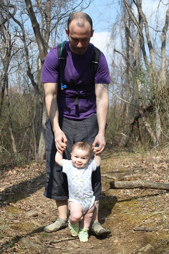 Manassas Gap Hike - Sagan Smiles and Hikes With Ryan